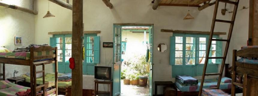 Habitaciones. Fuente: www.anandamayihostel.com